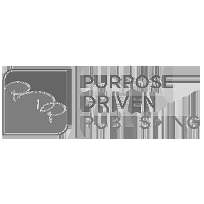 Purpose Driven Publishing logo